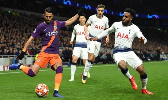 Previa para el Manchester City vs Tottenham de la Premier League