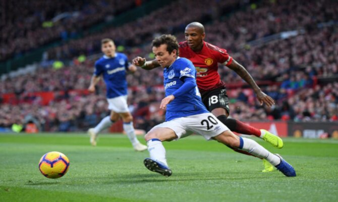 Previa para el Everton vs Manchester United de la Premier League