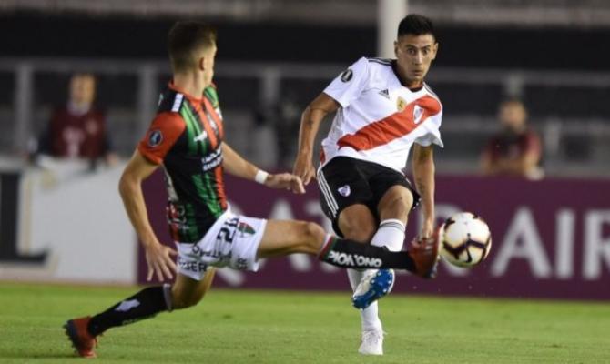 Previa para el Palestino vs River Plate de la Copa Libertadores