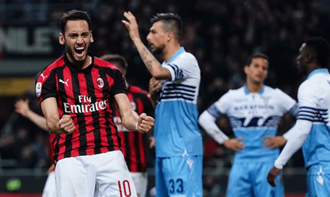Previa para el Milán vs Lazio de la Coppa Italia
