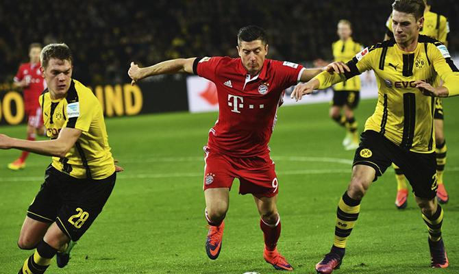 Previa para el Bayern Munich vs Borussia Dortmund de la Bundesliga