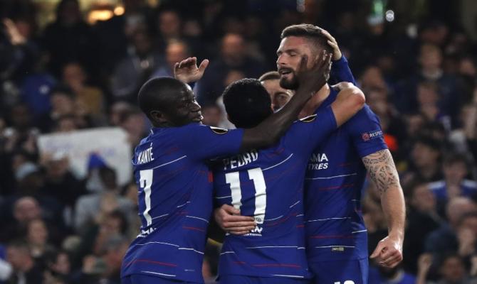 Previa para el Frankfurt vs Chelsea de la UEFA Europa League