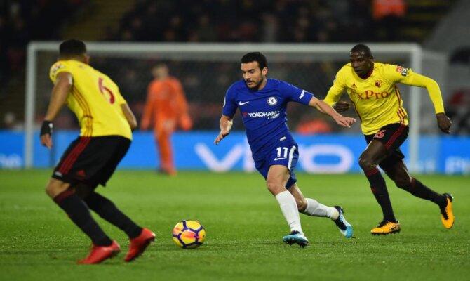Previa para el Chelsea vs Watford de la Premier League