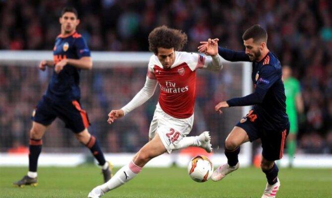 Previa para el Valencia vs Arsenal de la UEFA Europa League