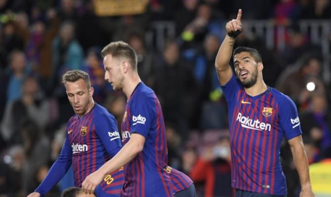 Previa para el Eibar vs Barcelona de la Liga Santander