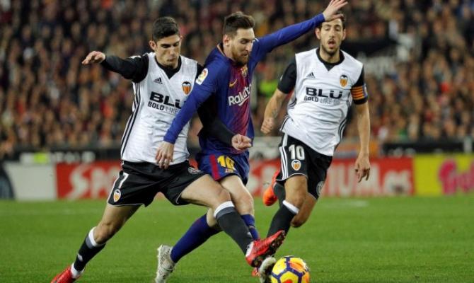 Previa para el Barcelona vs Valencia de la Copa del Rey