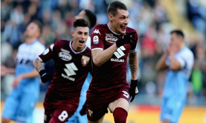 Previa para el Torino vs Lazio de la Serie A de Italia