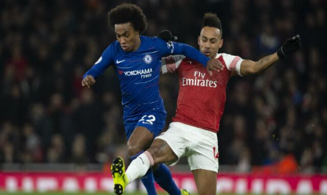 Previa para el Chelsea vs Arsenal de la UEFA Europa League