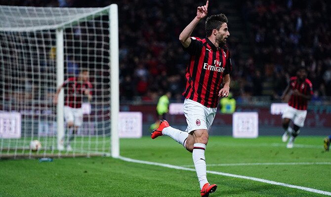 Previa para el Fiorentina vs Milán de la Serie A de Italia