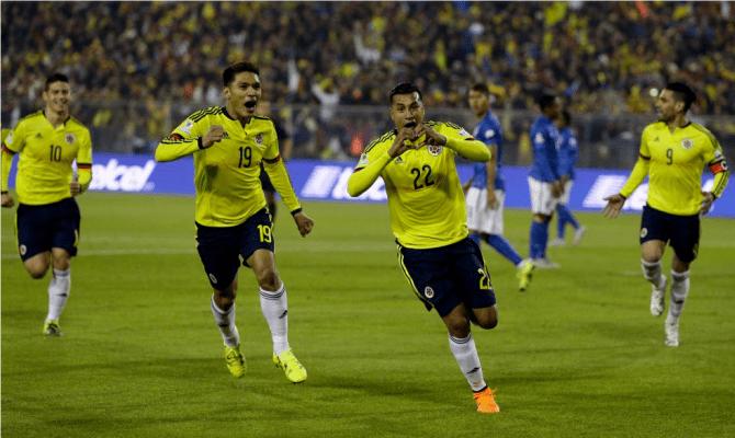 Análisis del Colombia vs Qatar