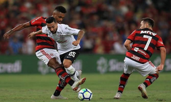Previa para el Flamengo vs Corinthians de la Copa de Brasil