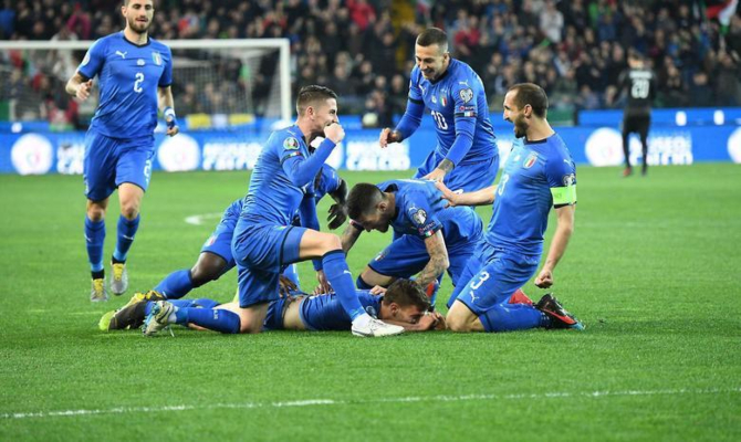 Previa para el Grecia vs Italia de las Eliminatorias de la UEFA para la Eurocopa