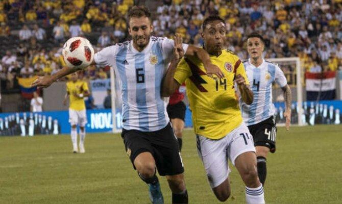 Previa para el Argentina vs Colombia de la Copa América