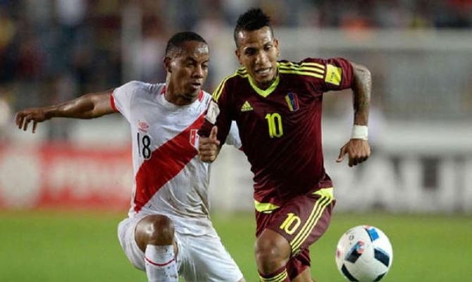 Previa para el Venezuela vs Perú de la Copa América