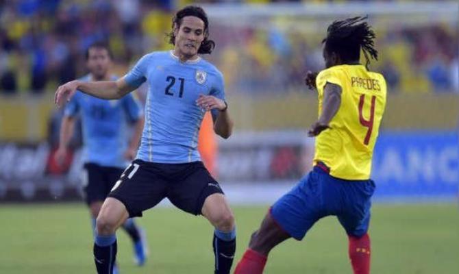 Previa para el Uruguay vs Ecuador de la Copa América
