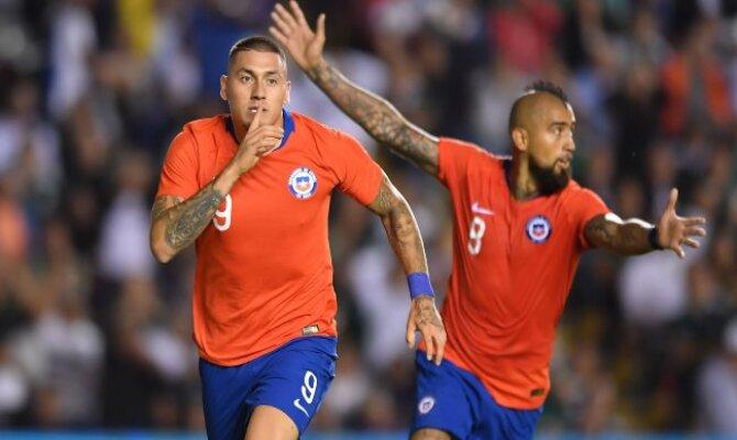 Previa para el Japón vs Chile de la Copa América