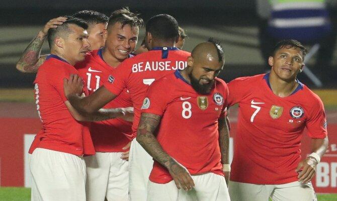 Previa para el Ecuador vs Chile de la Copa América