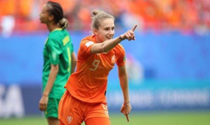 Previa para el Italia vs Holanda de la Copa del Mundo femenino