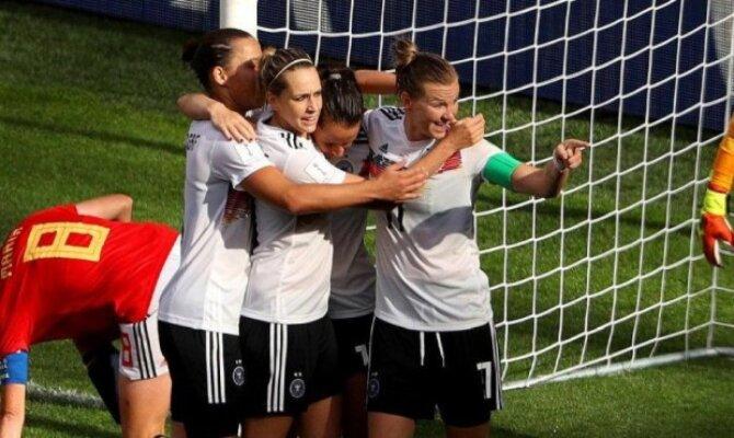 Previa para el Alemania vs Suecia de la Copa del Mundo femenina