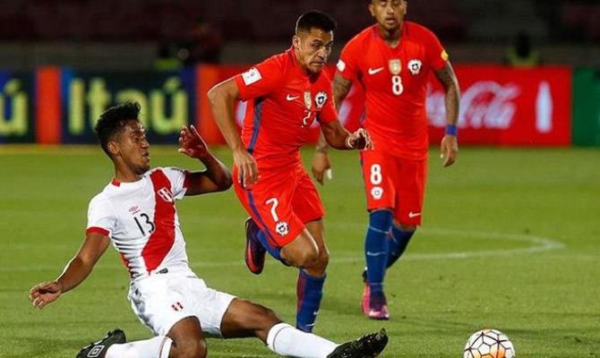 Previa para el Chile vs Perú de la Copa América