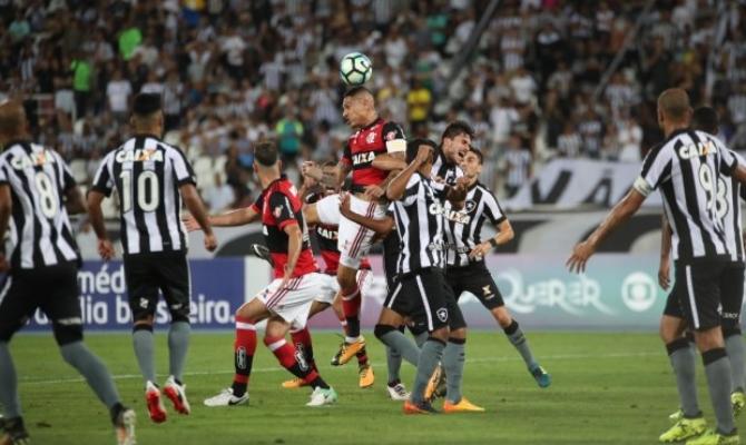 Previa para el Flamengo vs Botafogo del Brasileirao