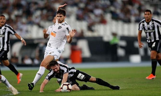 Previa para el Atlético Mineiro vs Botafogo de la Copa Sudamericana