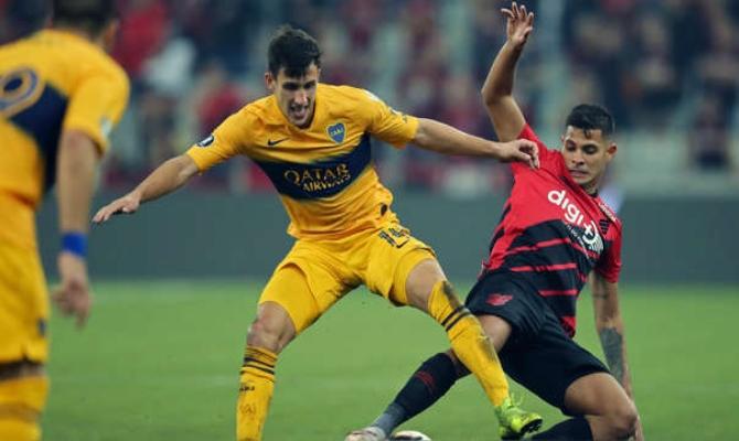 Previa para el Boca Juniors vs Athletico Paranaense de la Copa Libertadores