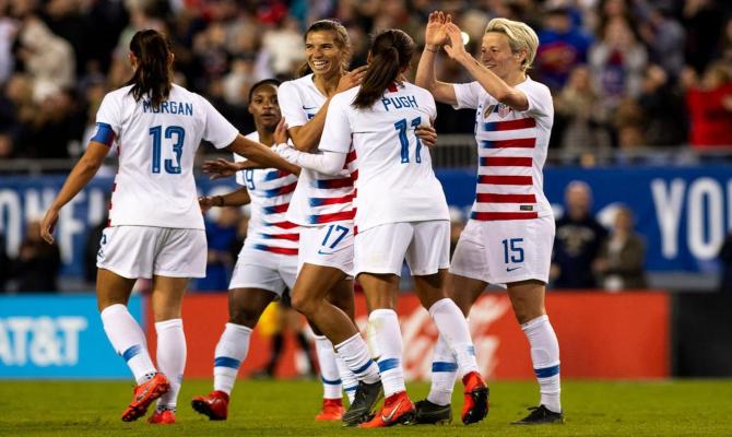 Previa para el Inglaterra vs Estados Unidos de la Copa del Mundo femenina