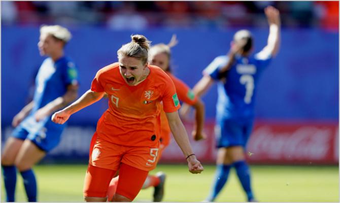 Previa para el Holanda vs Suecia de la Copa del Mundo femenina