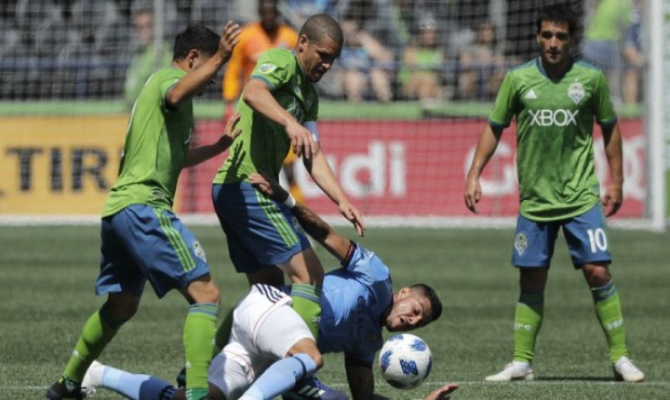 Previa para el New York City vs Seattle Sounders de la MLS