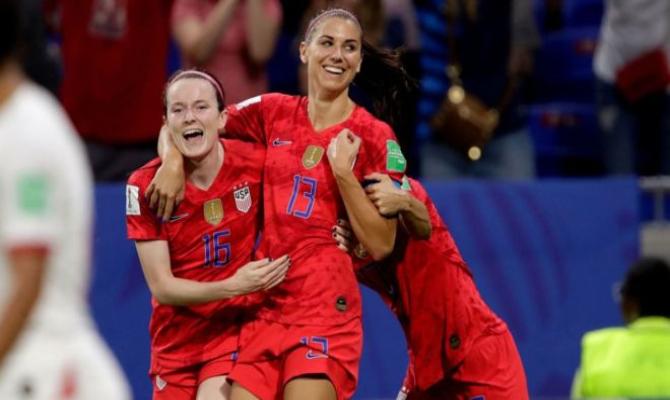 Previa para el Estados Unidos vs Holanda de la Copa del Mundo femenina