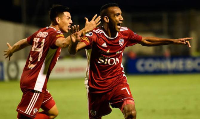 Previa para el Royal Pari vs La Equidad de la Copa Sudamericana