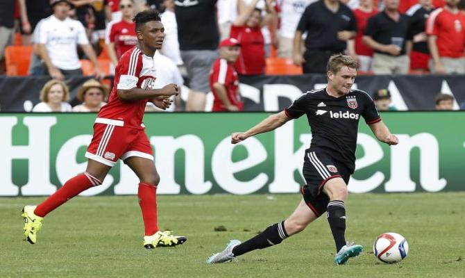 Previa para el DC United vs New England Revolution de la MLS