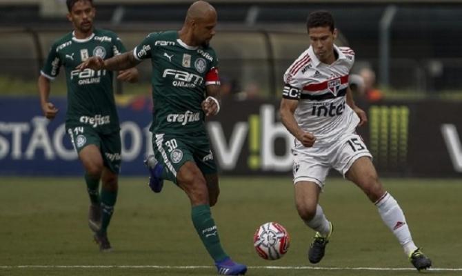 Previa para el Sao Paulo vs Palmeiras del Brasileirao
