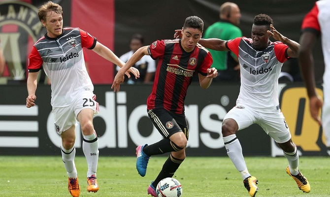 Previa para el Atlanta United vs DC United de la MLS