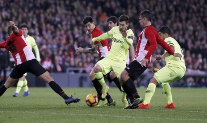 Previa para el Athletic Club vs Barcelona de la Liga Santander
