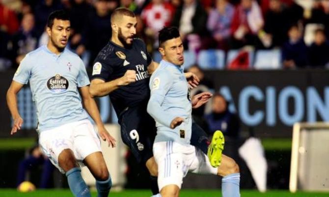 Previa para el Celta vs Real Madrid de la Liga Santander