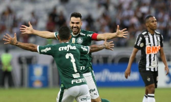 Previa para el Gremio vs Palmeiras del Brasileirao