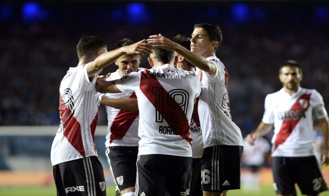 Previa para el River Plate vs Cerro Porteño de la Copa Libertadores