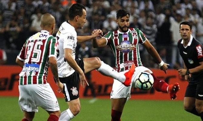 Previa para el Corinthians vs Fluminense de la Copa Sudamericana