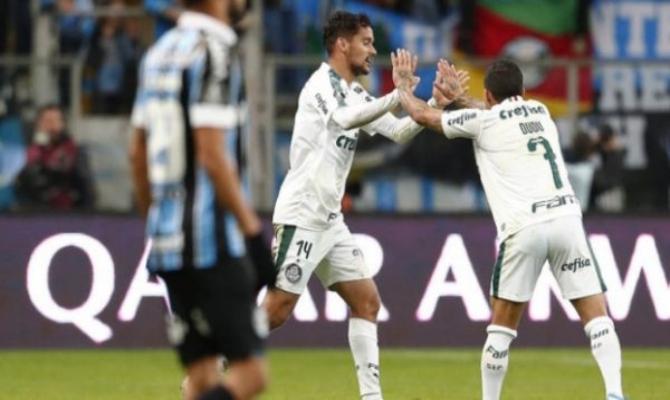 Previa para el Palmeiras vs Gremio de la Copa Libertadores