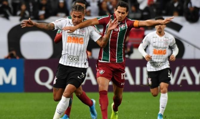 Previa para el Fluminense vs Corinthians de la Copa Sudamericana