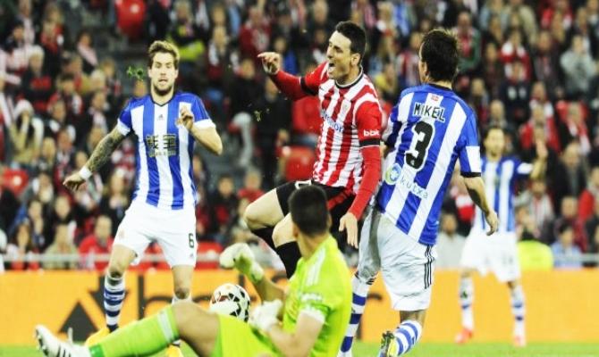 Apuesta Athletic Club Vs Real Sociedad Liga Santander