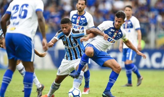 Previa para el Cruzeiro vs Gremio del Brasileirao