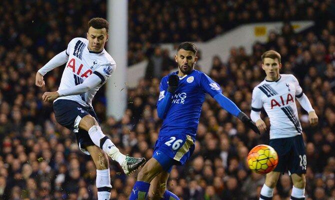 Previa para el Leicester vs Tottenham de la Premier League