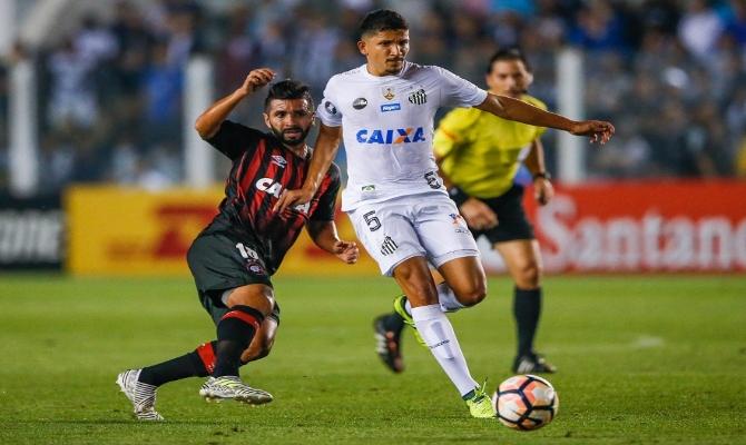 Previa para el Santos vs Athletico Paranaense del Brasileirao