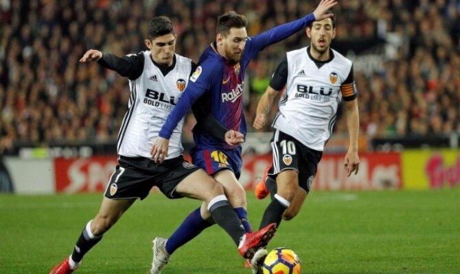 Previa para el Barcelona vs Valencia de la Liga Santander