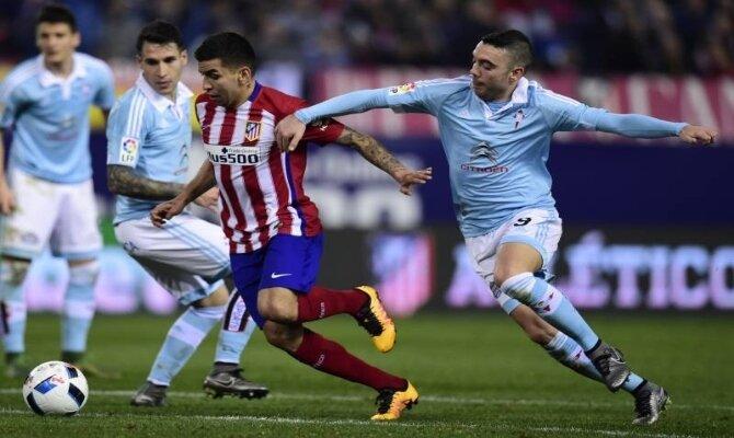 Previa para el Atlético de Madrid vs Celta de Vigo de la Liga Santander