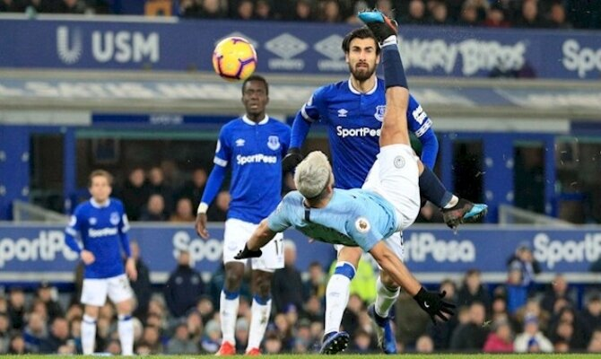 Previa para el Everton vs Manchester City de la Premier League