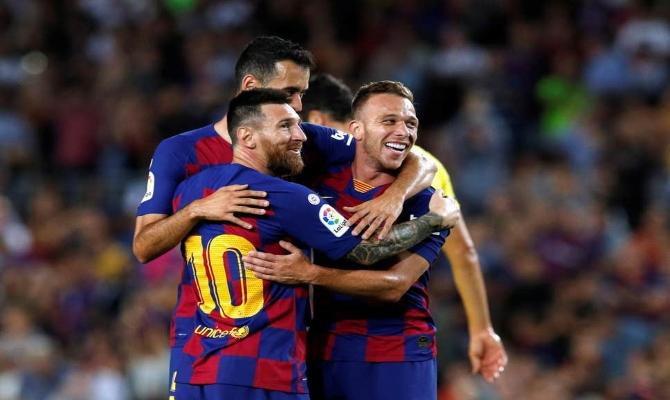Previa para el Getafe vs Barcelona de la Liga Santander